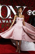 JOURDAN DUNN at 70th Annual Tony Awards in New York 06/12/2016