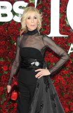 JUDITH LIGHT at 70th Annual Tony Awards in New York 06/12/2016
