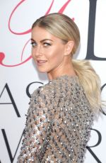 JULIANNE HOUGH at CFDA Fashion Awards in New York 06/06/2016