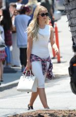 JULIANNE HOUGH Out and About in West Hollywood 06/26/2016