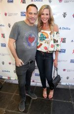 JULIE BENZ at Eizabeth Taylor Aids Foundation Co-hosts National HIV Testing Day 06/27/2016