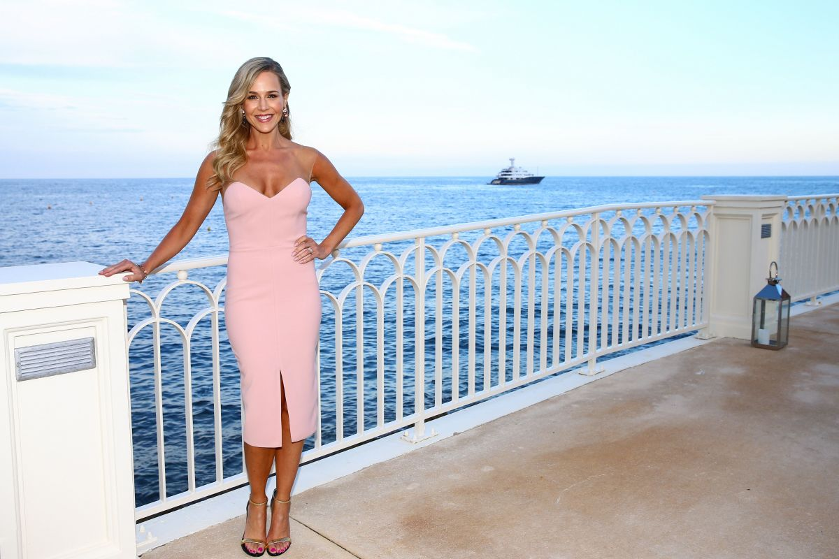 Julie Benz - TV Series Party at the 56th Monte-Carlo