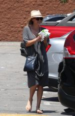 KALEY CUOCO Out Shopping in Encino 06/27/2016
