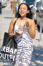 KARREUCHE TRAN Out in West Hollywood 06/21/2016