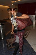 KAT GRAHAM at LAX Airport in Los Angeles 06/25/2016
