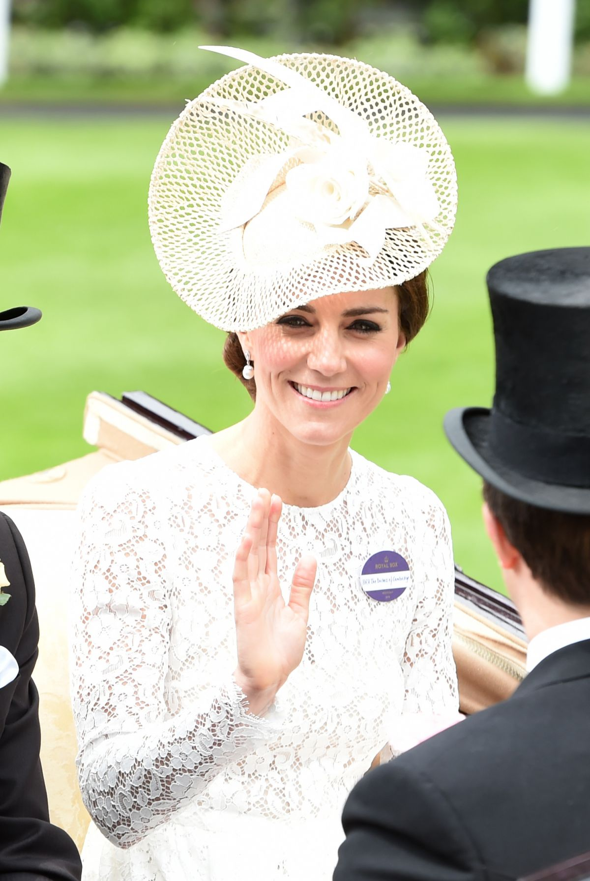 kate middleton at royal ascot at ascot racecourse 06 15 2016 4 - Royal Kate Middleton