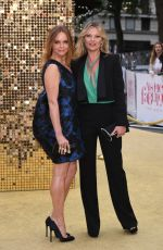 KATE MOSS at Absolutely Fabulous Premiere in London 06/29/2016