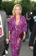 KATE MOSS at Summer Party at The Victoria and Albert Museum in London 06/22/2016