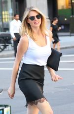 KATE UPTON Out and About in New York 06/07/2016
