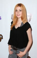 KATHERINE MCNAMARA at Ghost Rider Rides Again Event at Knotts Berry Farm in Buena Park 06/04/2016