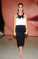 KATY PERRY at Cindy Sherman Exhibition Preview in Los Angeles 06/08/2016