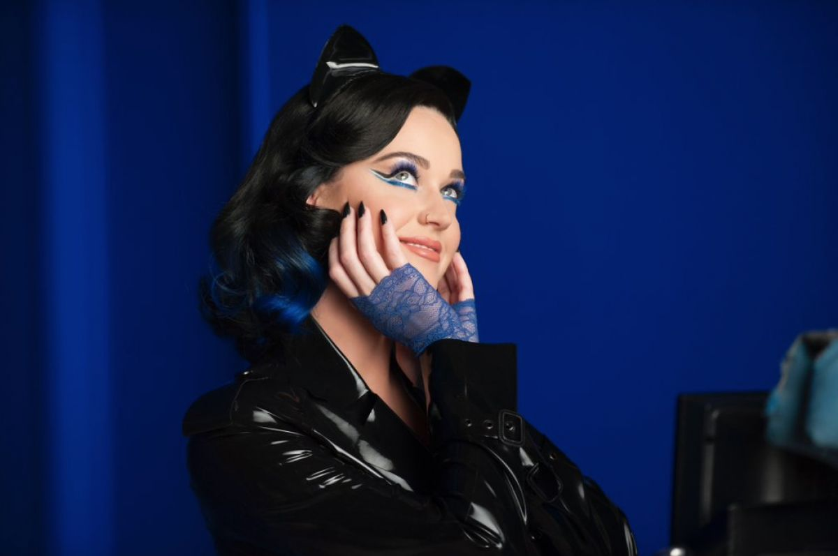 Katy Perry S Cats Name