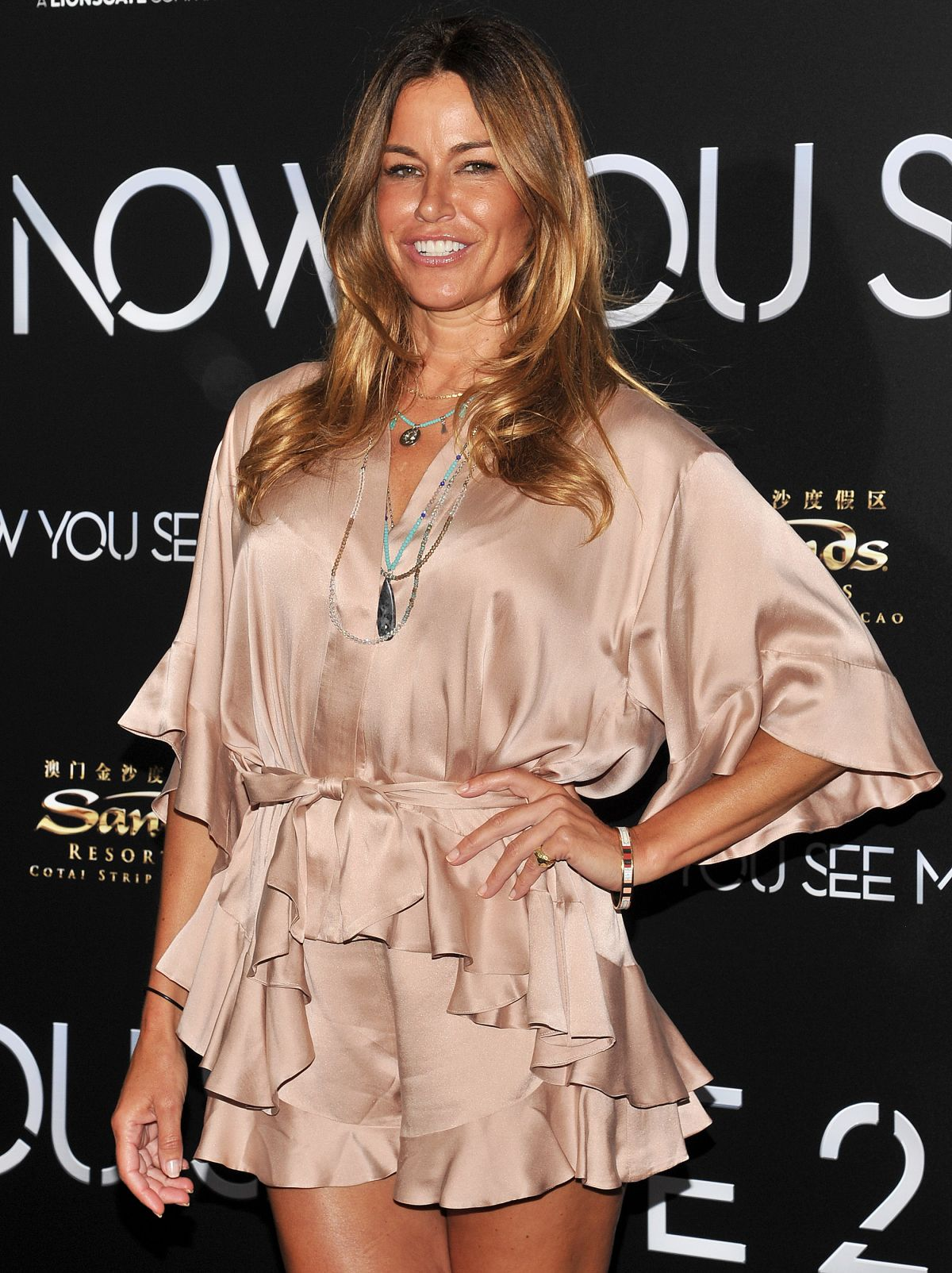 KELLY BENSIMON at Now You See Me 2 Premiere in New York 06/06/2016