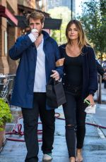 KELLY BENSIMON Out and About in New York 06/10/2016