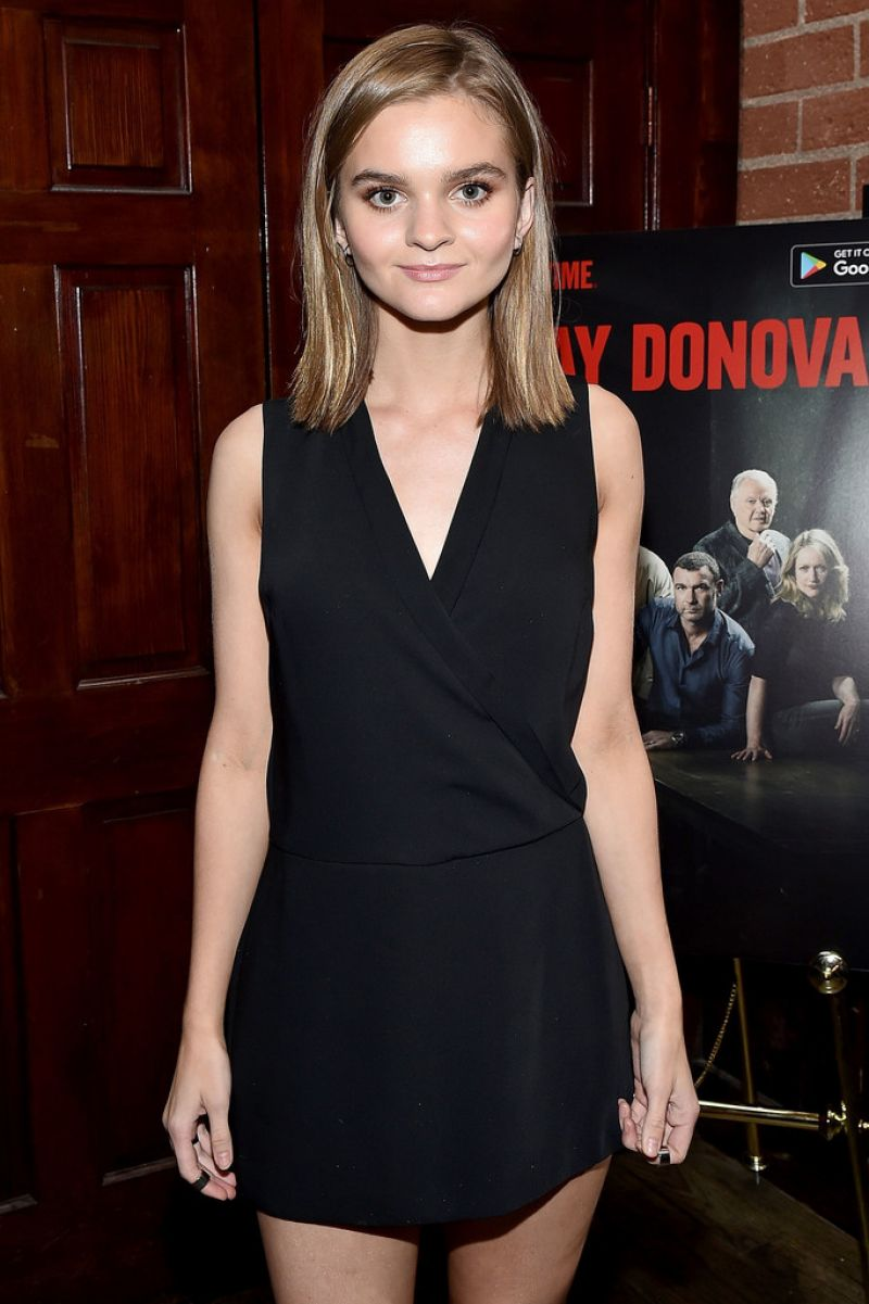 KERRIS DORSEY at 'Ray Donovan' Viewing Party 06/26/2016 ...