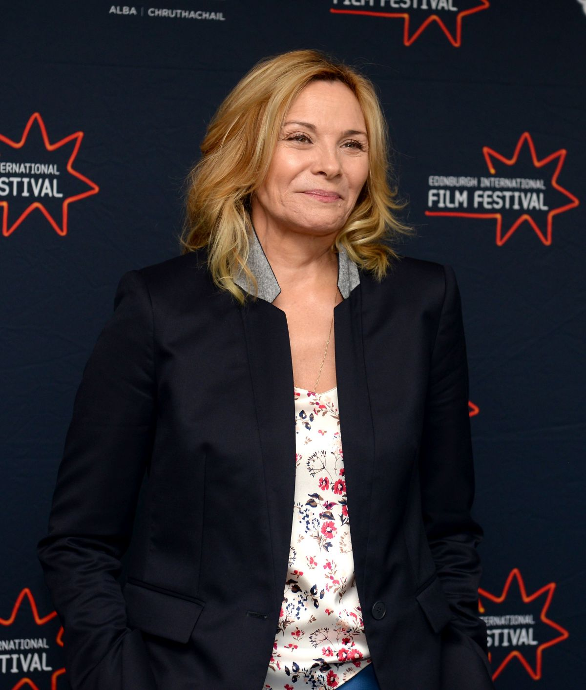 KIM CATTRALL at Edinburgh Film Festival Jury Photocall 06/17/2016 ...