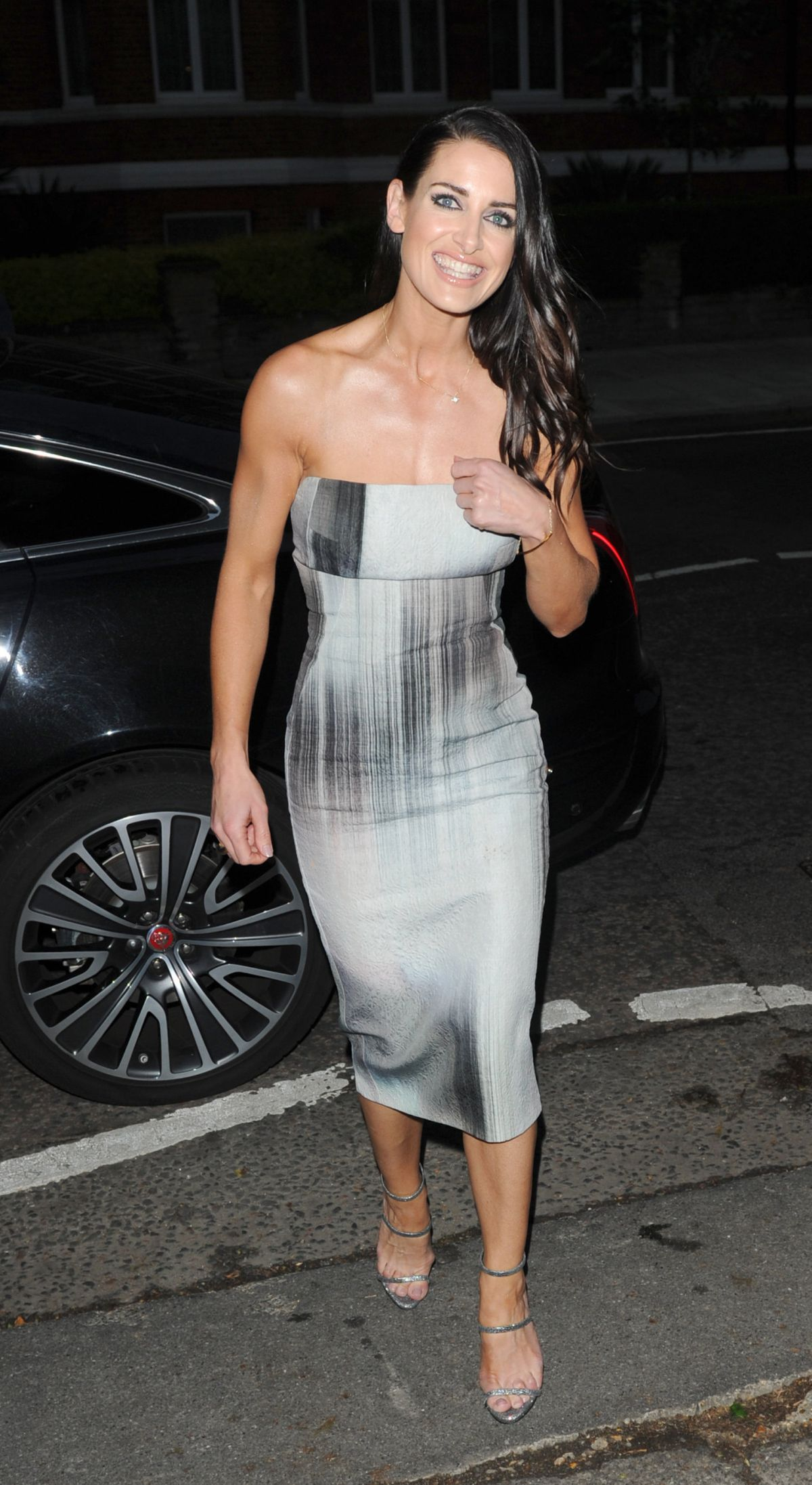 KIRSTY GALLACHER at Hope and Homes: End the Silence Gala in London 06/01/2016
