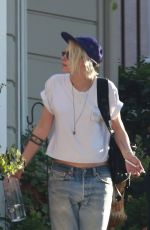 KRISTEN STEWART and ALICIA CARGILE Out in Studio City 06/19/2016