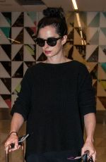 KRYSTEN RITTER at LAX Airport in Los Angeles 06/08/2016