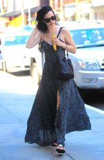 KRYSTEN RITTER Out and About in Los Angeles 06/20/2016