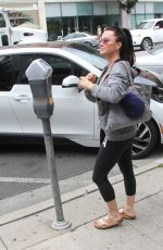 KYLE RICHARDS Out Shopping in Beverly Hills 06/09/2016