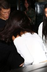 KYLIE and KENDALL JENNER at Mr. Chow in Beverly Hills 06/16/2016