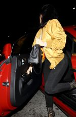 KYLIE JENNER at Nice Guy in West Hollywood 06/12/2016