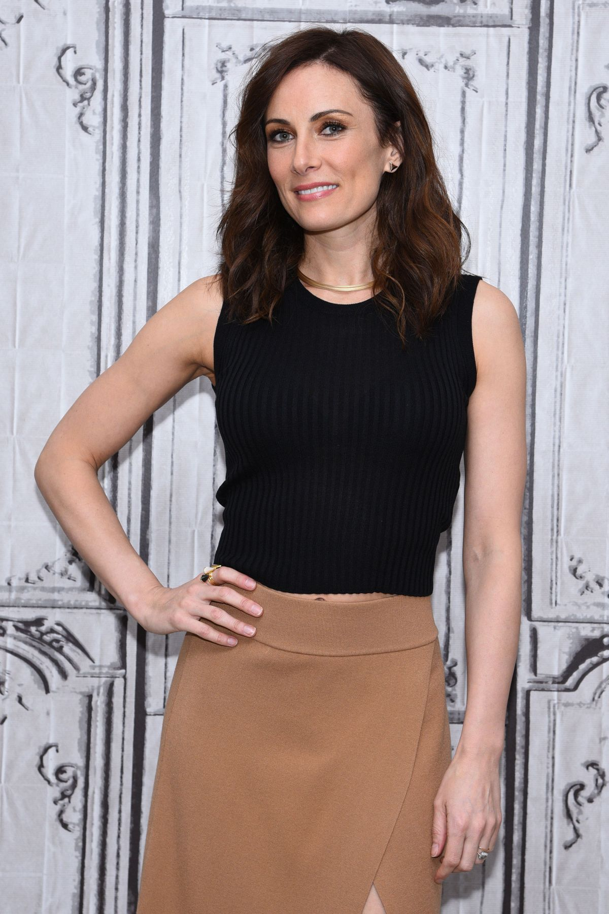 LAURA BENANTI at AOL Build Speaker Series New York 06/03/2016