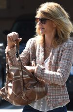 LAURA DERN Out and About in Beverly Hills 06/16/2016