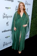 LAUREN AMBROSE at Sony Pictures Television #socialsoiree in Los Angeles 06/28/2016