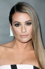 LEA MICHELE at Elle Hosts Women in Comedy Event in West Hollywood 06/07/2016