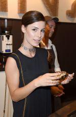 LENA MEYER-LANDRUT at Magnum Chocolate Hour at Magnum Pleasure Store in Berlin 06*09*2016