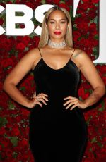 LEONA LEWIS at 70th Annual Tony Awards in New York 06/12/2016