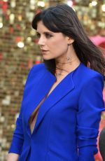 LILAH PARSONS at Absolutely Fabulous Premiere in London 06/29/2016