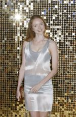 LILY COLE at Absolutely Fabulous Premiere in London 06/29/2016