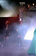 LION BABE Performs at Glastonbury Festival at Worthy Farm in Glastonbury 06/25/2016