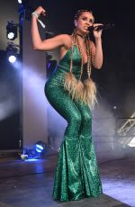 LION BABE Performs at Glastonbury Festival at Worthy Farm in Glastonbury 06/25/2016
