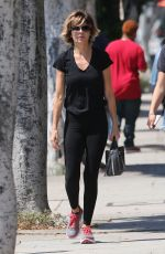 LISA RINNA and AMELIA HAMLIN Out Shopping in Los Angeles 06/06/2016