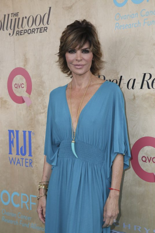 Lisa Rinna At Ovarian Cancer Research Fund Alliance S 3rd Annual Super Saturday In Santa Monica 06 11 2016 1 Hawtcelebs