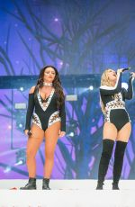 LITTLE MIX Performs at Capital FM Summertime Ball in London 06/11/2016