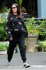 LIV TYLER Out to Lunch in New York 06/03/2016