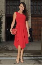 LIZZIE CUNDY at One for the Boys Charity Fashion Ball in London 06/12/2016