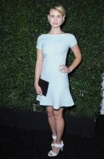LUCY FRY at 2016 Women in Film Max Mara Face of Future in Los Angeles 06/14/2016