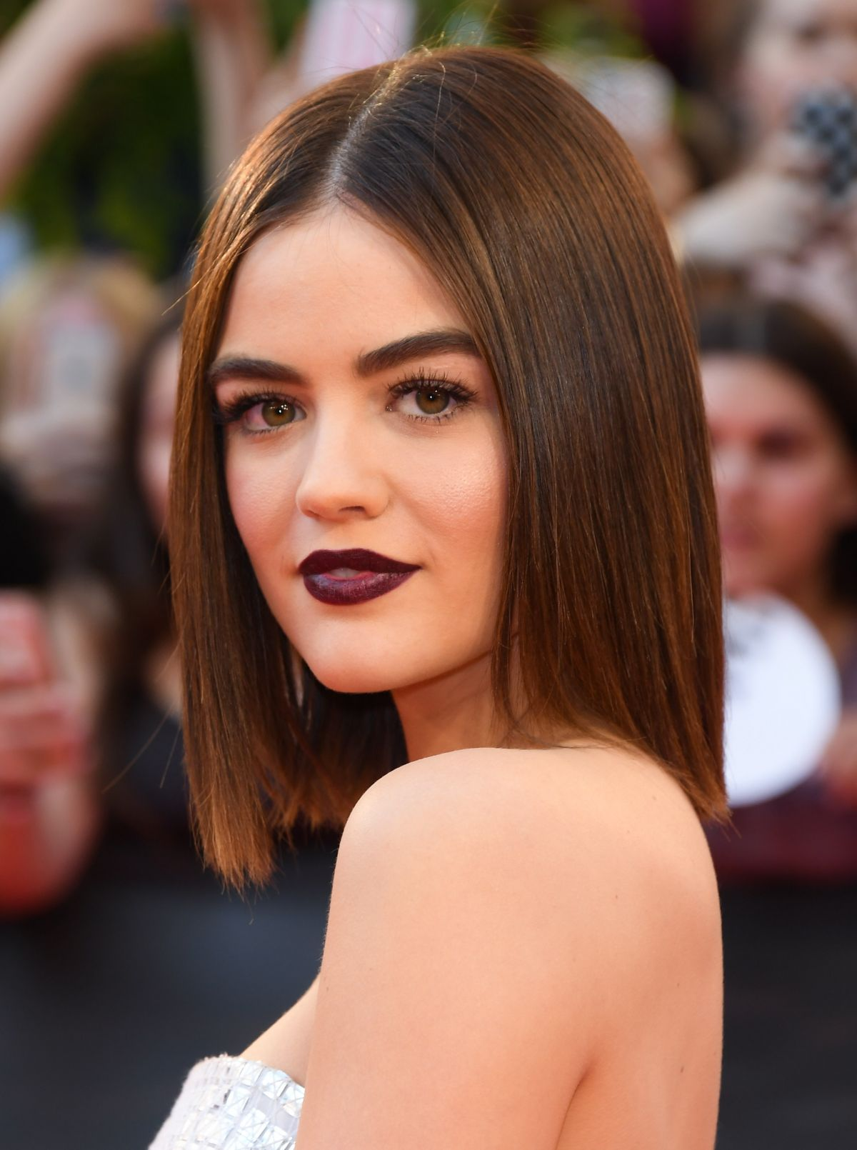 LUCY HALE at Muchmusic Video Awards 2016 in Toronto 06/19/2016