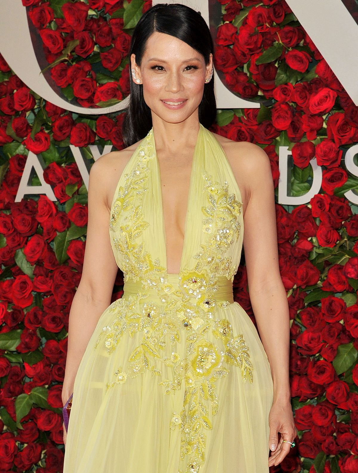 LUCY LIU at 70th Annual Tony Awards in New York 06/12/2016