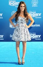 "MADISON PETTIS at ""Finding Dory' Premiere in Los Angeles 06/08/2016"