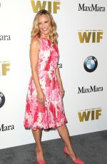 MARIA BELLO at Women in Film 2016 Crystal + Lucy Awards in Los Angeles 06/15/2016