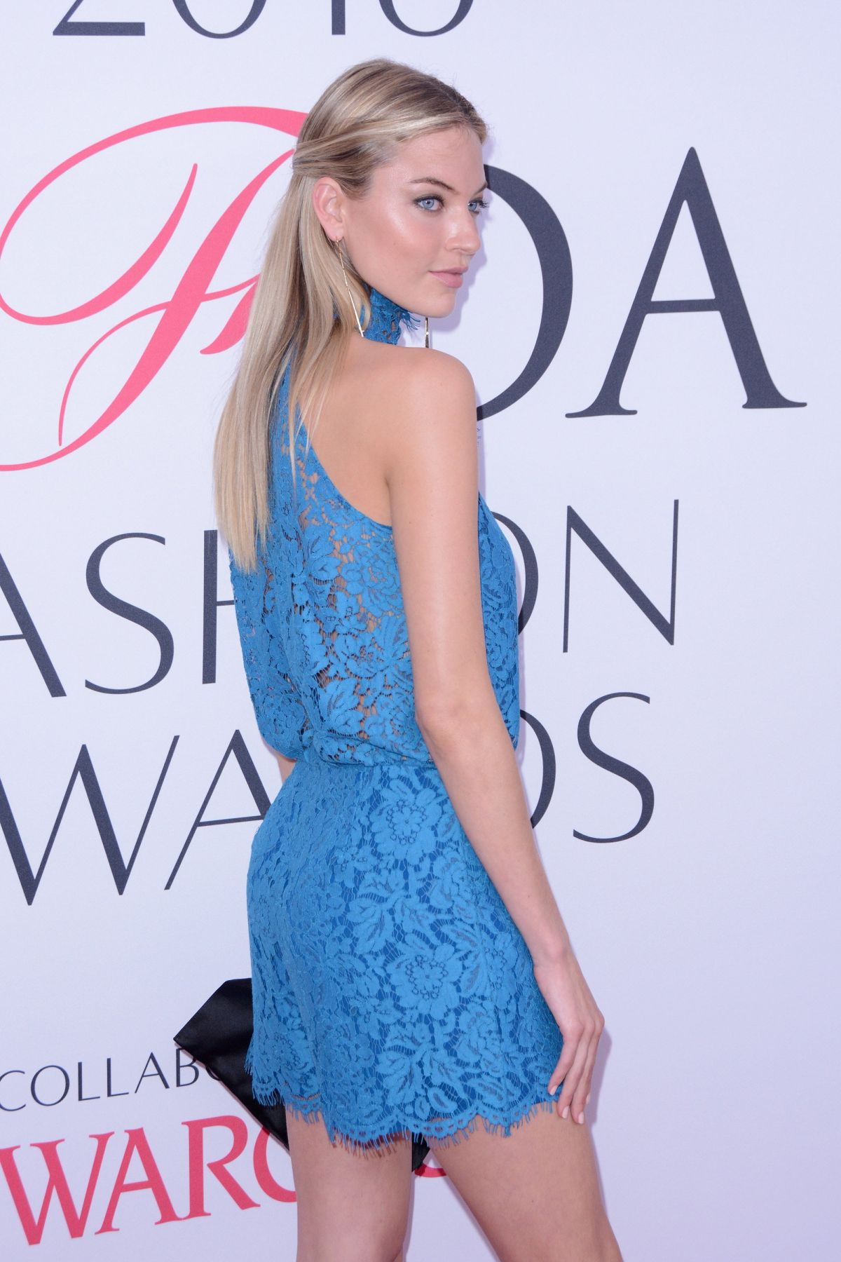 MARTHA HUNT at CFDA Fashion Awards in New York 06/06/2016