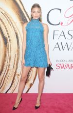 MARTHA HUNT at CFDA Fashion Awards in New York 06/06/2016