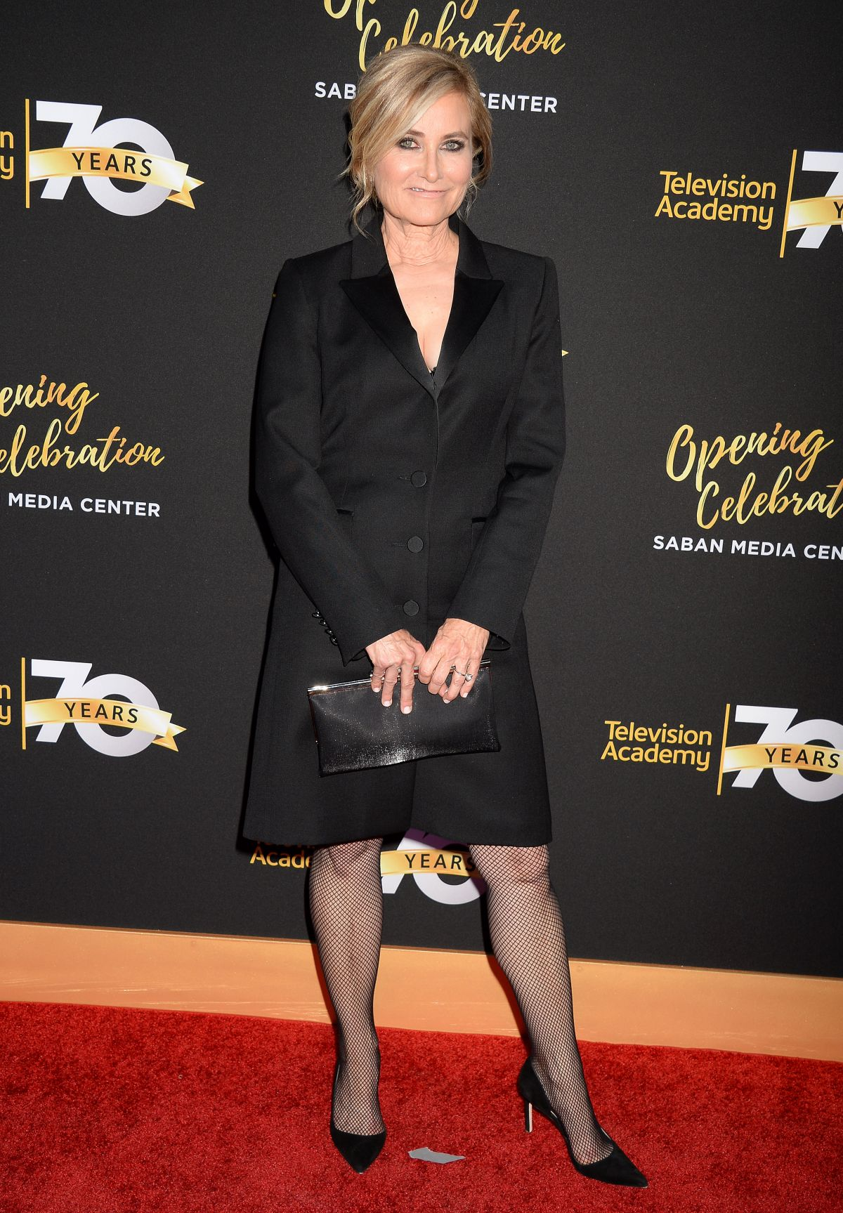 MAUREEN MCCORMICK at Television Academy 70th Anniversary Celebration in Los Angeles 06/02/2016